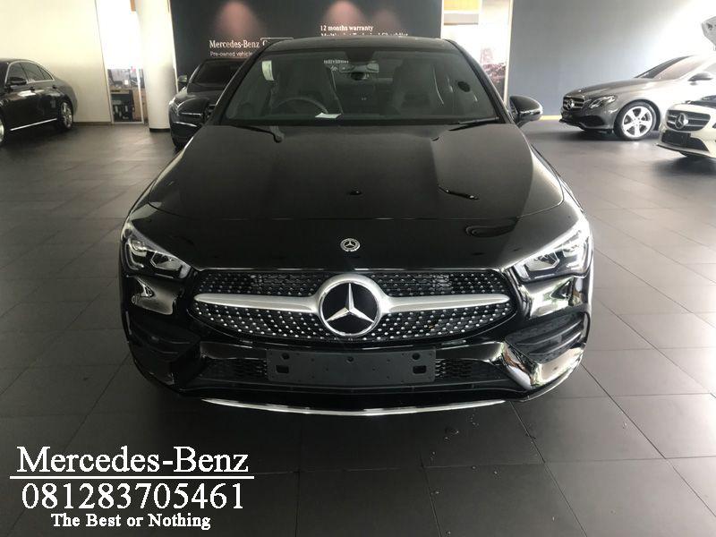Jual New Mercedes Benz Cla 200 Amg Line Tahun 2019 Dealer Mercedes