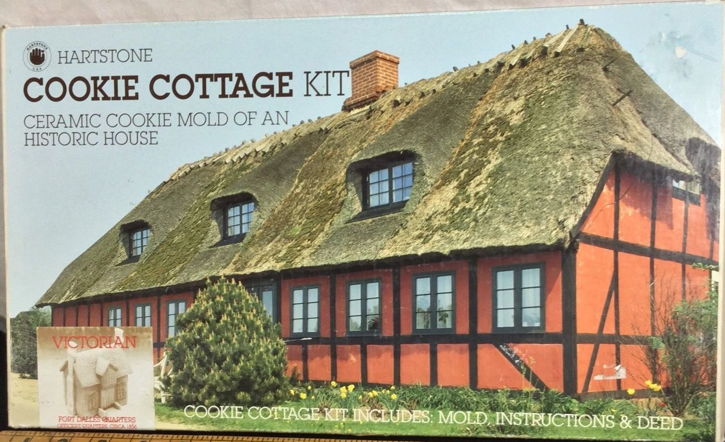Wanted Nathan Hale School House Cookie Cottage Kit Or Cookie Mold Hartstone Pottery Message Me Cottage Kits Cookie Cottage Cottage