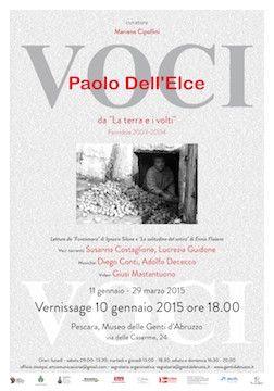 """A Pescara la Mostra fotografica """"Voci"""" - Mostre esposizioni"""