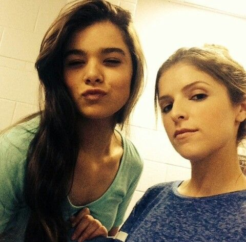 Hailee and Anna