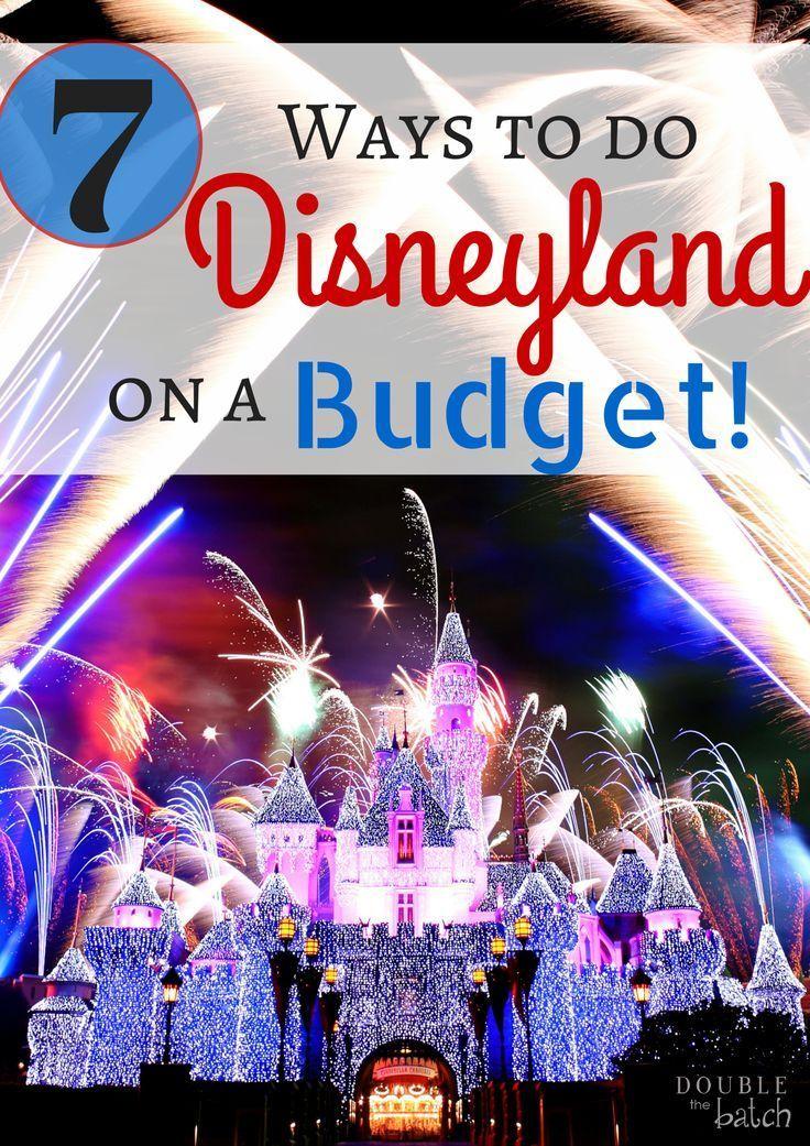 Photo of 7 Möglichkeiten, Disneyland mit kleinem Budget zu machen – erhebendes Chaos
