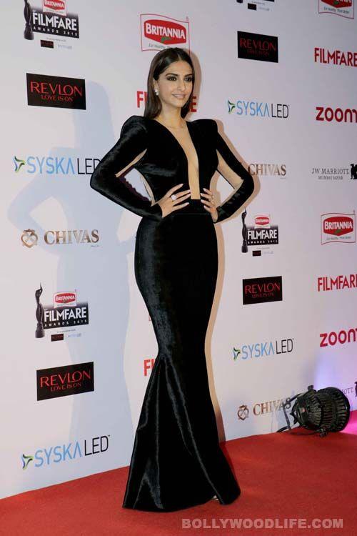 Deepika Padukone Sonam Kapoor Lisa Haydon 5 Bollywood Actresses Who Can Ace The Hollywood Red Carpet St Sonam Kapoor Bollywood Fashion Sonam Kapoor Fashion