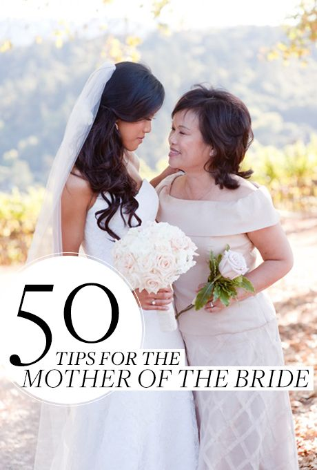 77a9655fa6d3 Tips for the Mother of the Bride (and Groom)