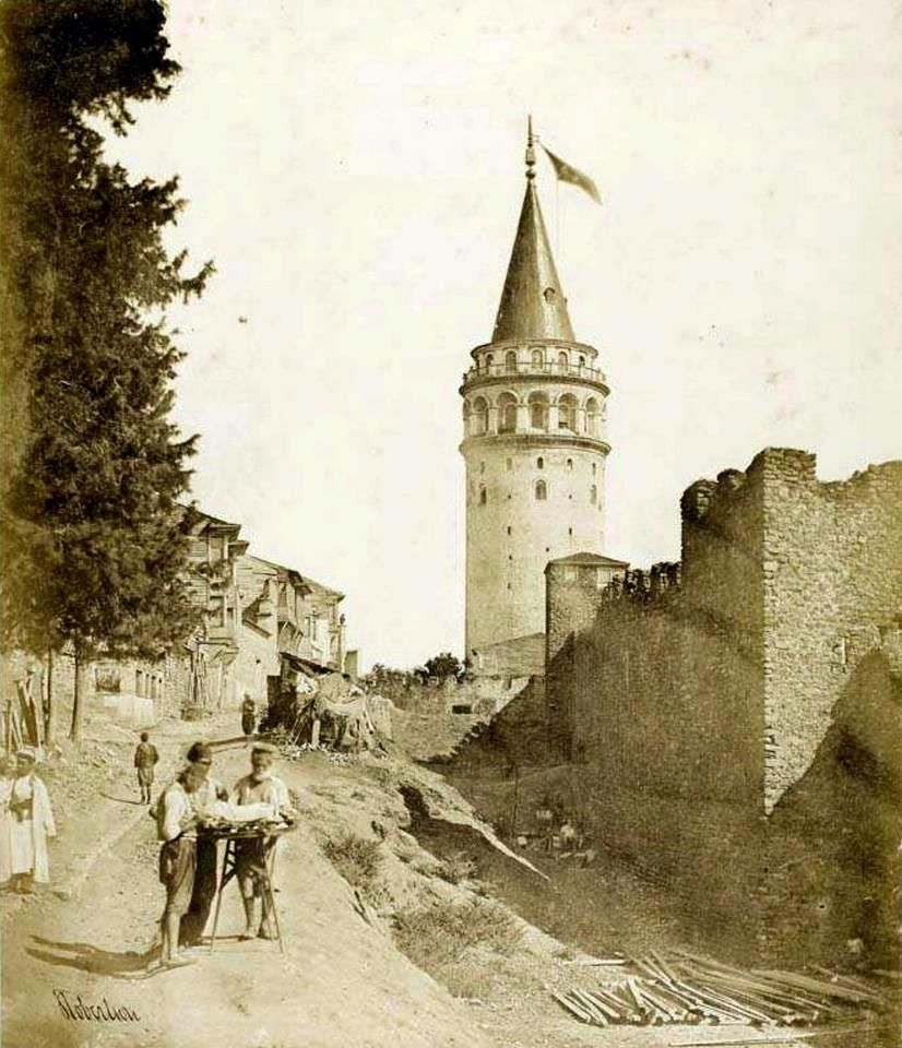 history galata tower ile ilgili görsel sonucu