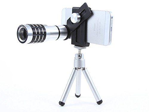 Camkey 18x optical zoom universal smartphone telephoto telescope