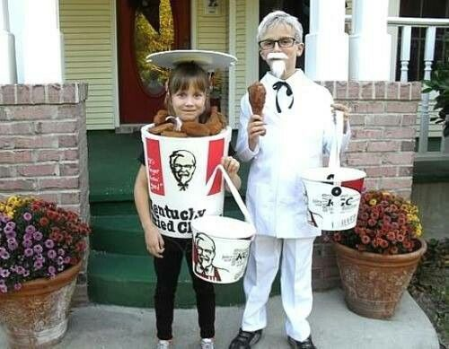 colonel sanders funny kids halloween funny photos baby funny moments mindless behavior funny - Funniest Kids Halloween Costumes