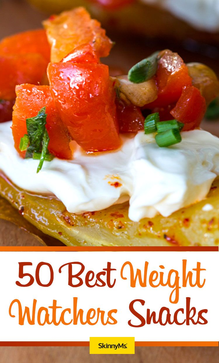 The 50 Best Snacks for Weight Loss (cont'd) recommendations