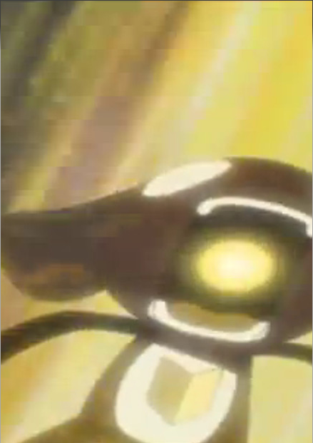 Firing a lazer from your mouth can be a great superpower. Private Tamama from Sgt. Frog or Keroro Gunso