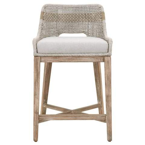 Zentique Liberte Deconstructed Arm Chair White Counter Stools Furniture Counter Stools