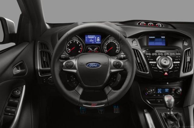 Ford Focus St Dashboard Cars Hatchback Drivedana