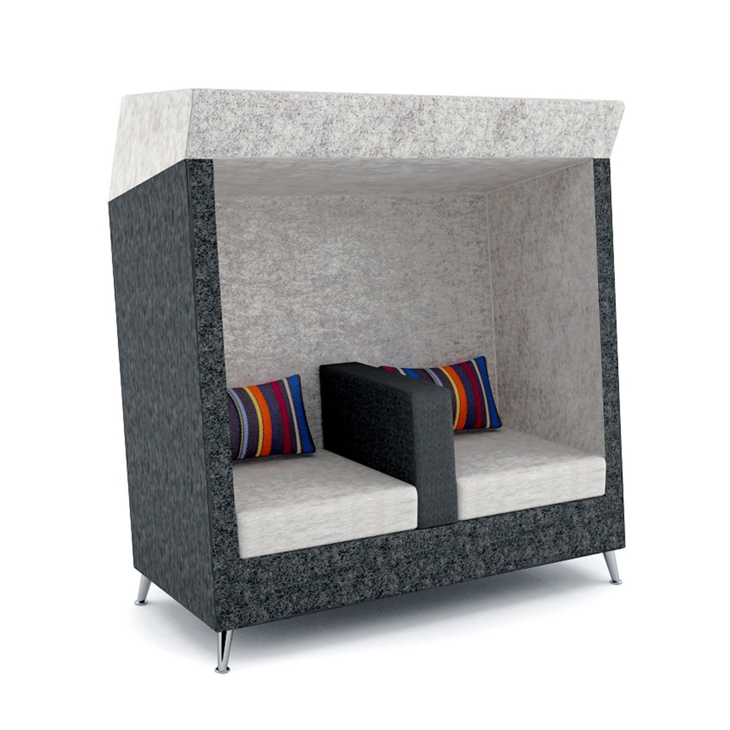 Nelson High Back Sofa is an acoustic seating range provides you