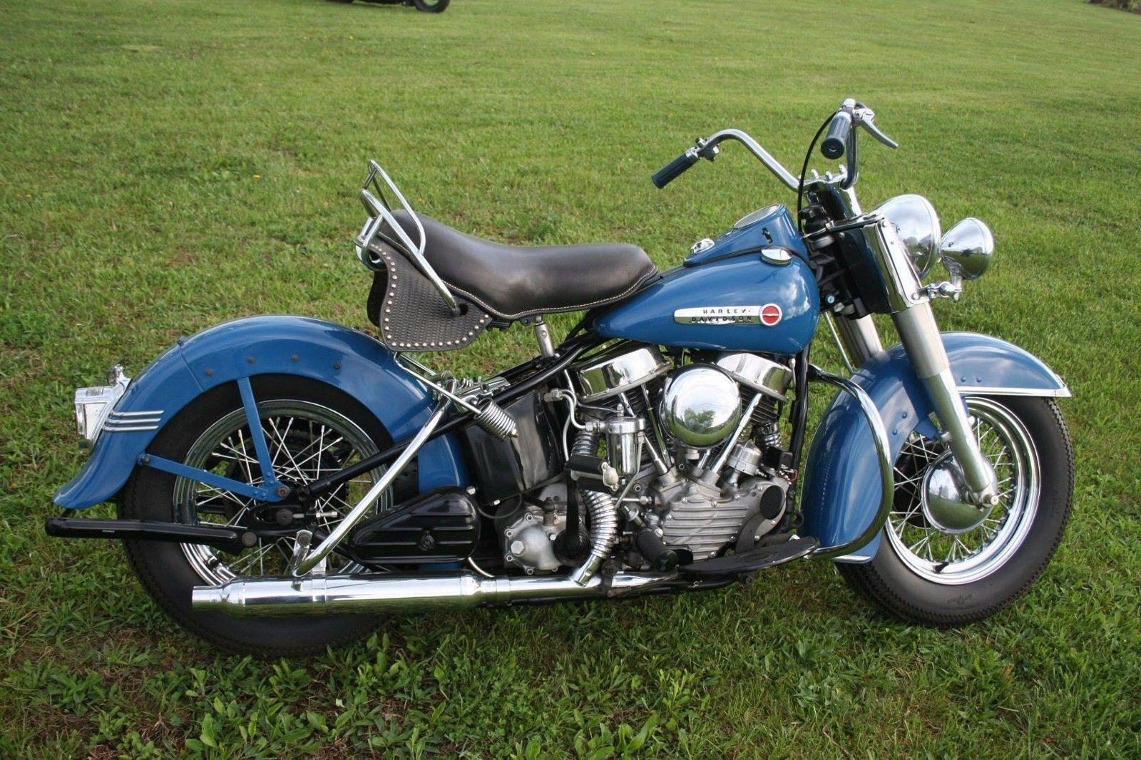 Ebay 1950 Harley Davidson Pan Head 1950 Harley Davidson