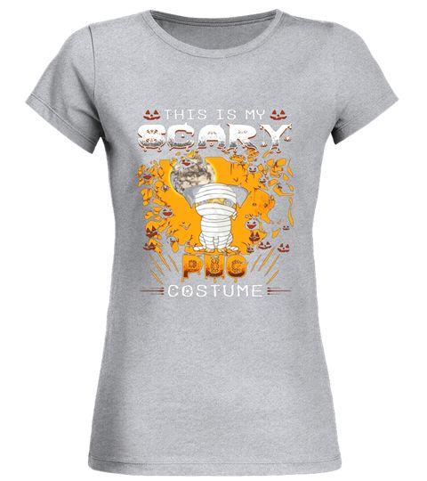 7d3c42ae87a Pug Halloween Costume Shirt Funny for Women Men Kids halo unsc shirt ...