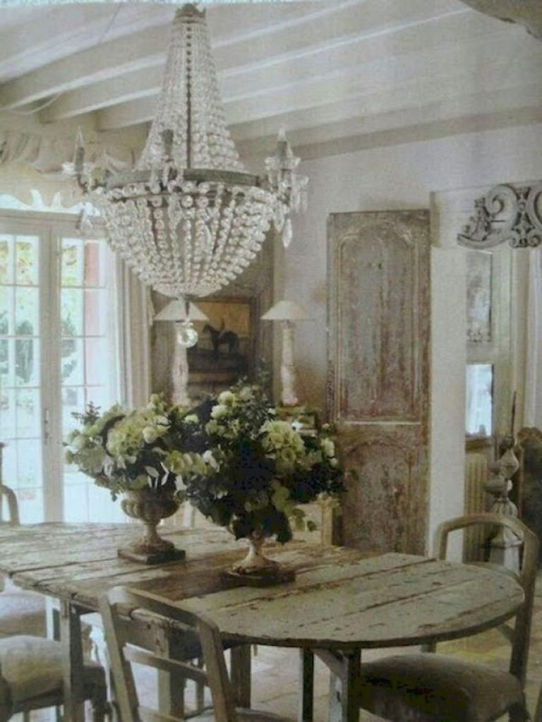 40 Vintage French Country Dining Room Design Ideas French Country Dining French Country Dining Room Table French Country Dining Room