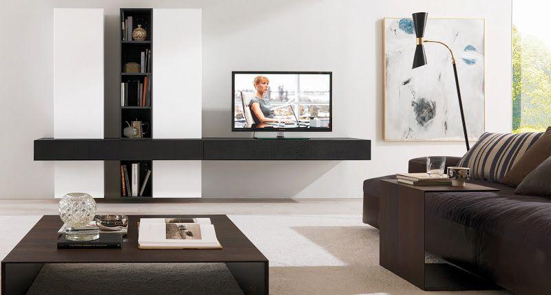 Meuble Tv Suspendu ~ Meuble tv suspendu 25 idées pour un intérieur