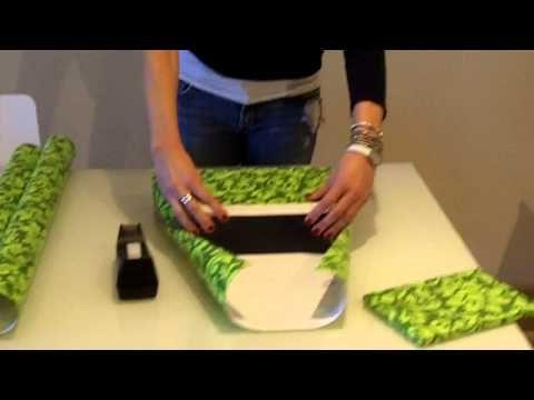 Geschenke verpacken - Grundlagen 2 - YouTube