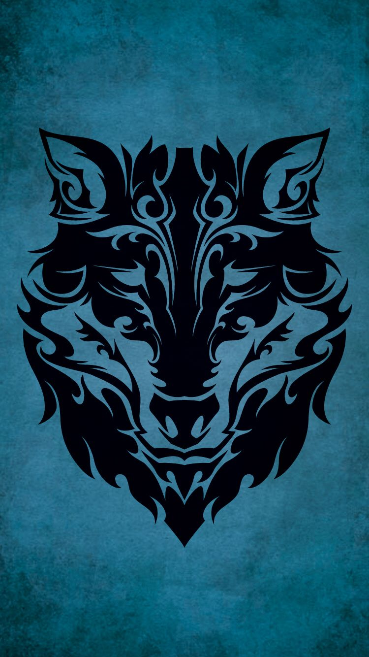 Checkout This Wallpaper For Your Iphone Http Zedge Net W10597137 Src Ios V 2 3 Via Zedge Tribal Wolf Wolf Art Wolf Wallpaper