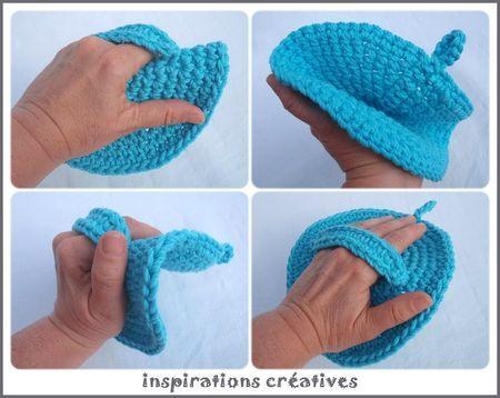 tuto maniques rondes au crochet home d co pinterest maniques le crochet et tuto. Black Bedroom Furniture Sets. Home Design Ideas