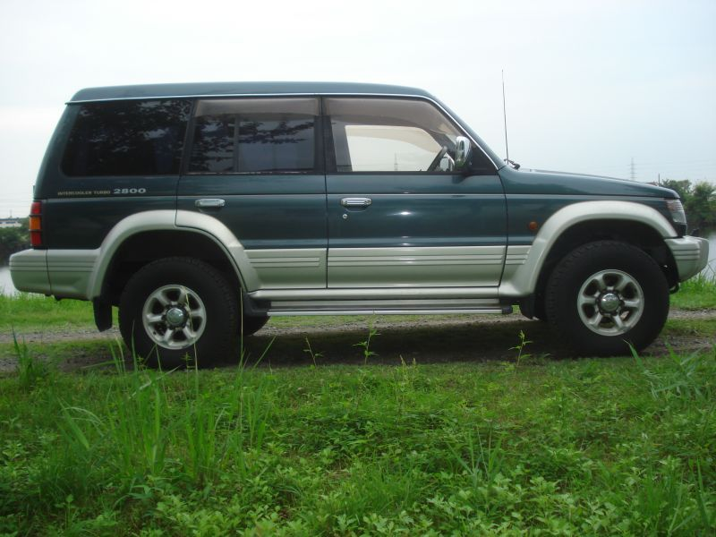 Mitsubishi PAJERO , 1993, used for sale in 2020 (With