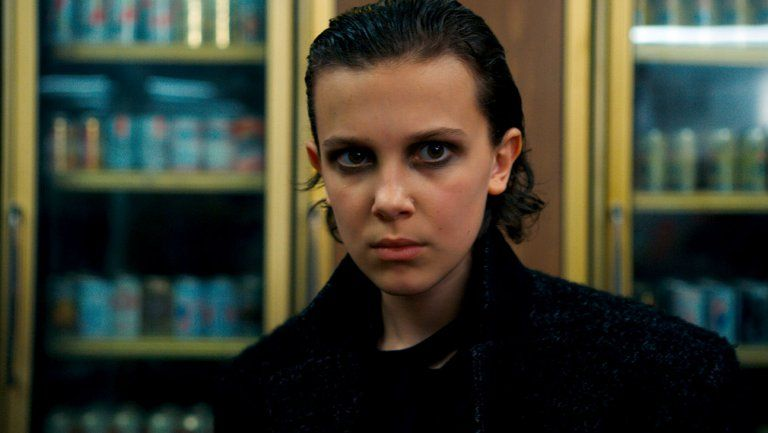 Image result for stranger things punk eleven