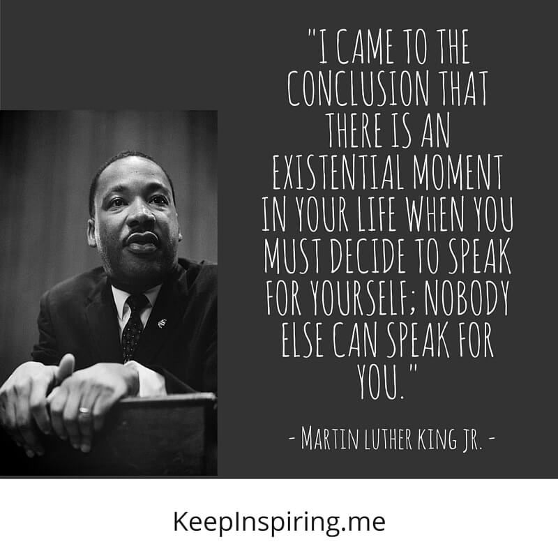 Martin Luther King Jr Quotes Magnificent 123 Of The Most Powerful Martin Luther King Jrquotes  Powerful
