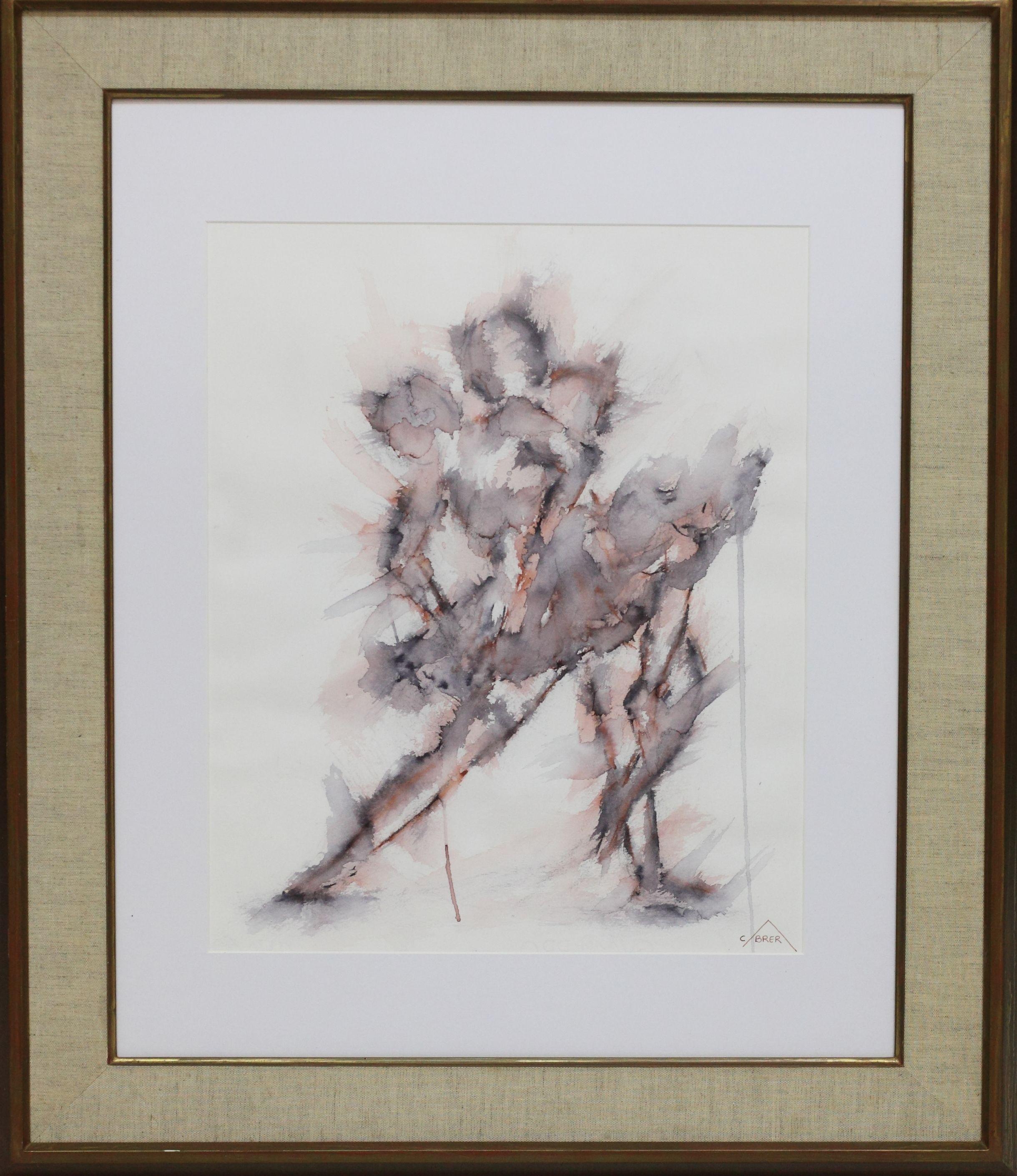 Tinta sobre papel Medidas 60x70 Marco y cristal incluido Precio 195 ...