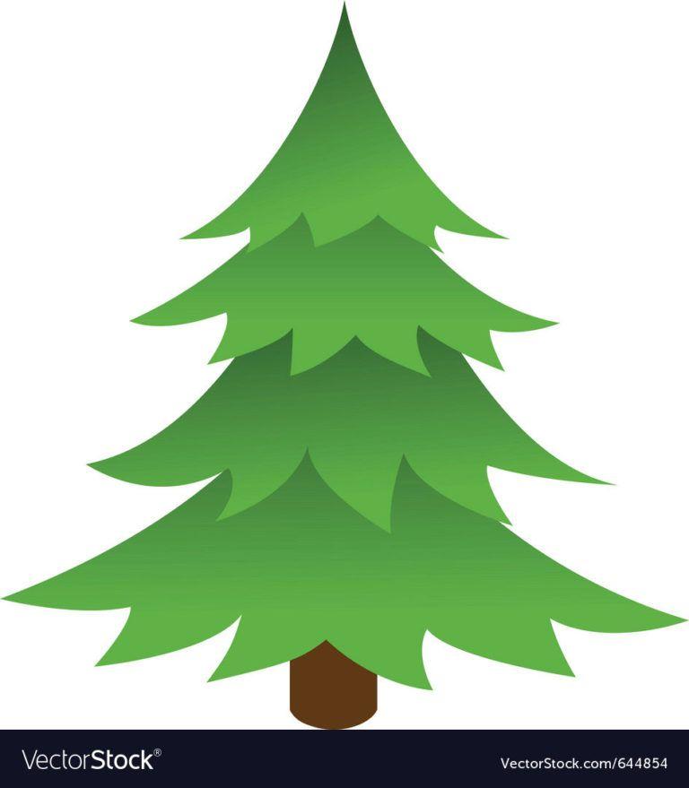 Pin On Cartoon Christmas Tree