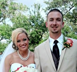 Charles and Brittney Smock: Married at Boulder Springs