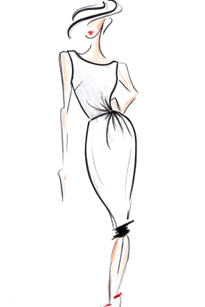 Fashion Illustration Woman Illustration Fashion Design Fashion Design Sketches Fashion Design Drawings