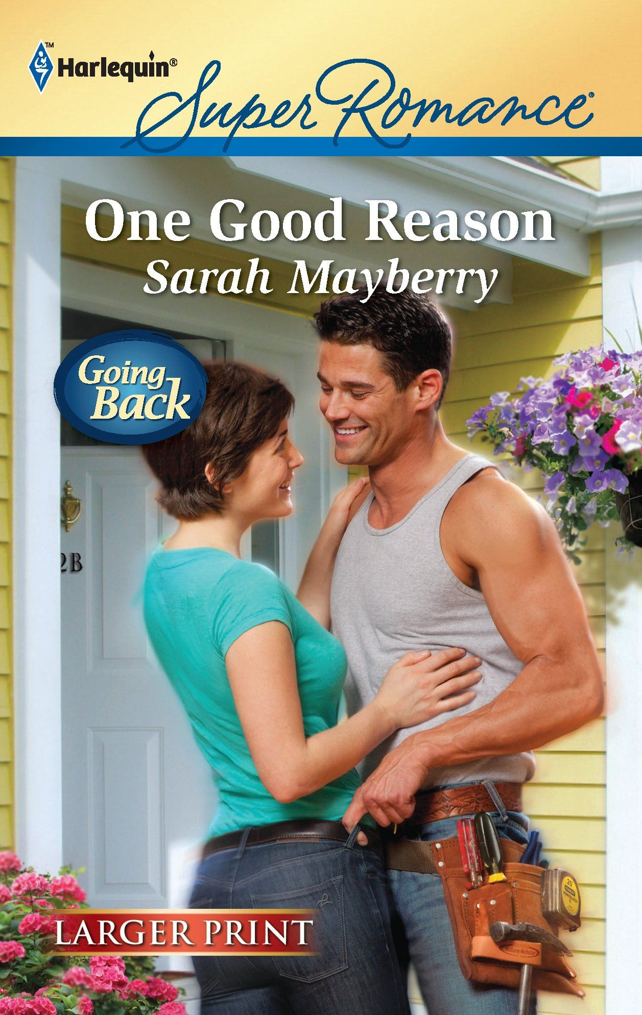 Sarah Mayberry One Good Reason Fun to be one, Romance