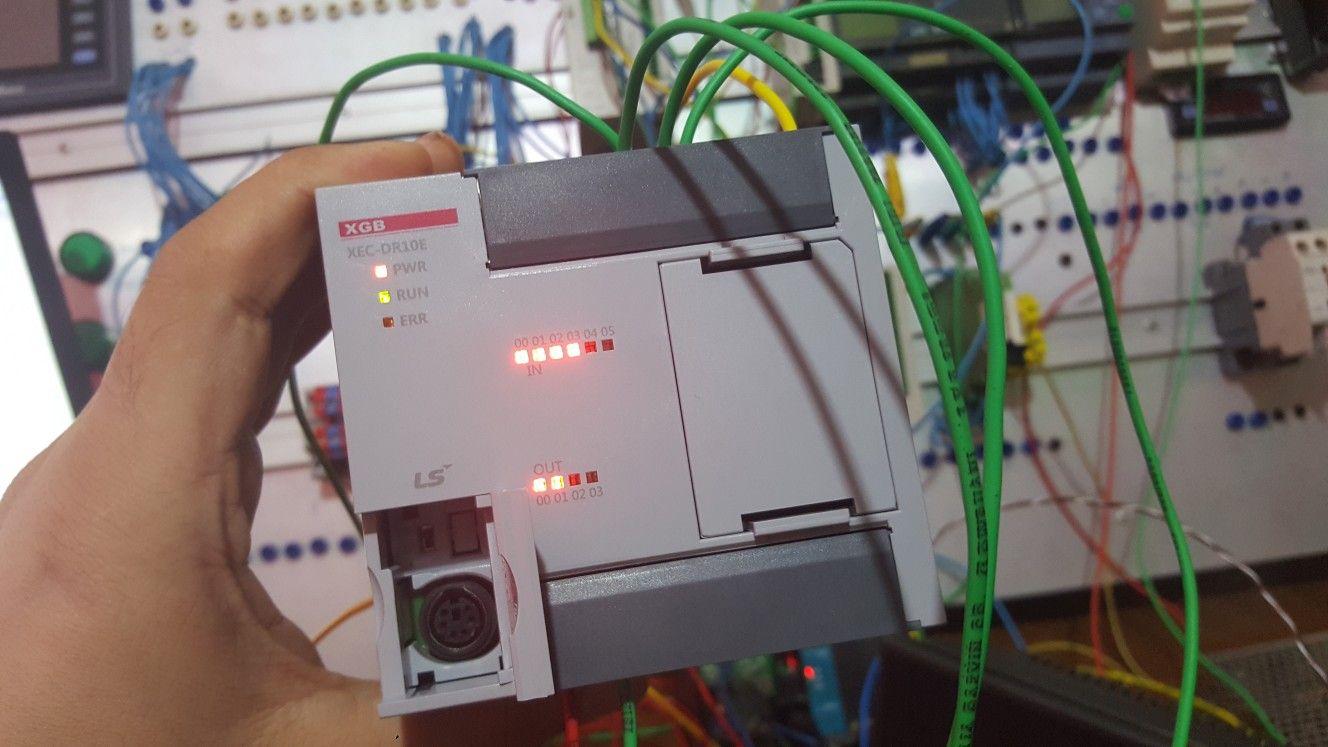 LS PLC XGB #LS #PLC #Automation #XG5000 | PLC & Industrial
