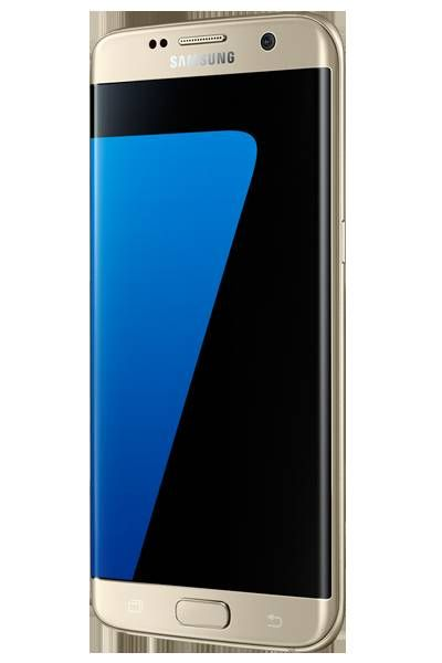 Samsung Galaxy S7 Edge, 32GB, 4GB RAM, 4G LTE, Gold | Mobile Phone