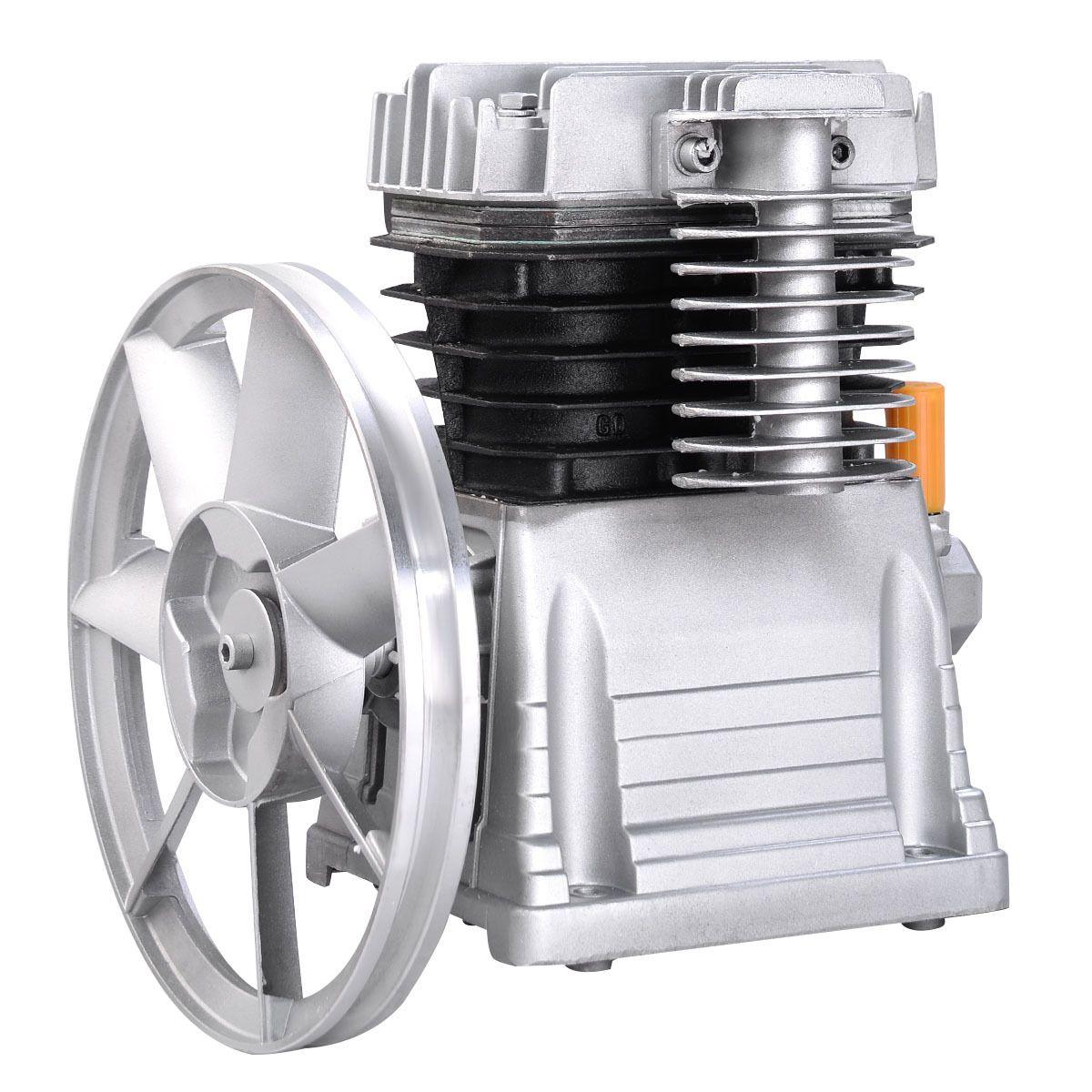 Aluminum 3HP Air Compressor Head Pump Motor 145PSI 11.5CFM