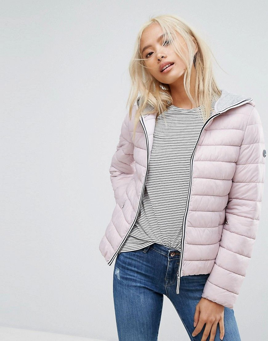Get This Esprit S Quilted Jacket Now Click For More Details Worldwide Shipping Esprit Lightweight Hooded Padde Womens Ripped Jeans Fashion Jackets For Women [ 1110 x 870 Pixel ]