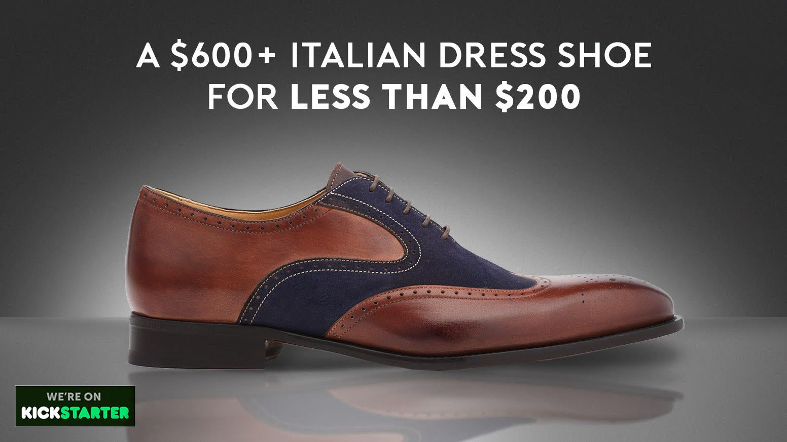 d1dcb4e23c5a How To Get  600 Italian Leather Shoes For LESS Than  200