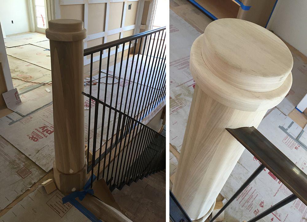 Stair Newel Posts Interior Railings