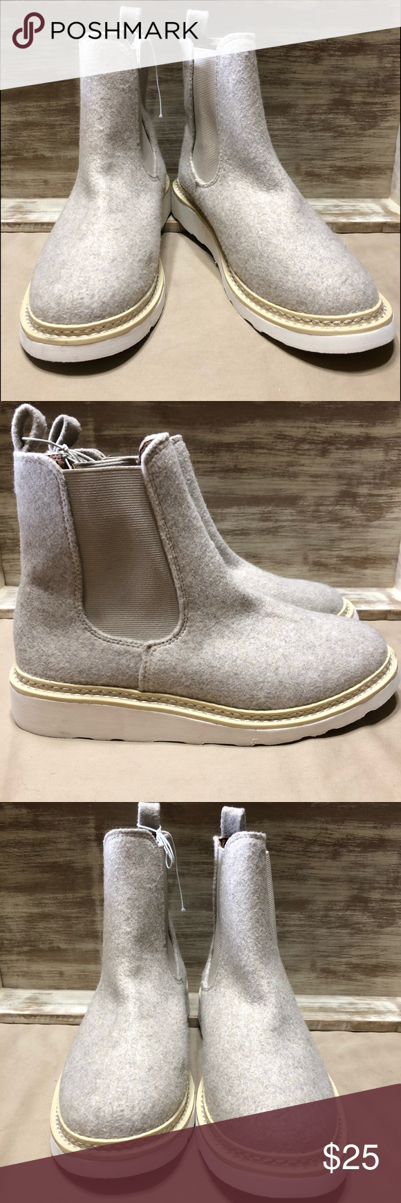 Dawn Fashion Sneakers Boots, NWT