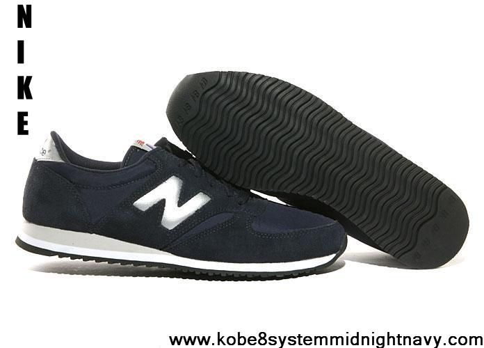 Latest Listing Cheap New Balance NB U420KW dark Blue White For Men shoes  For Sale