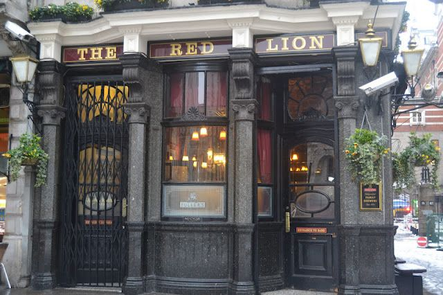The Red Lion from Downton Abbey? ;)
