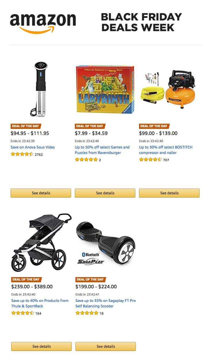 95 car toys  Amazon Black Friday  Ad  olcatalogblackfriday