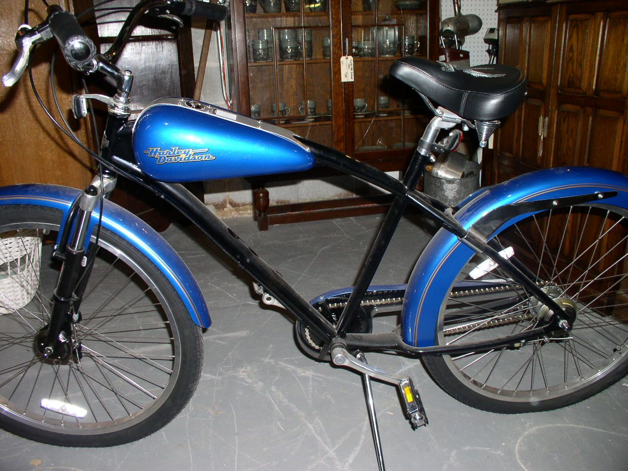 Rare Limited Edition Harley Davidson Bicycle C 1998 1895