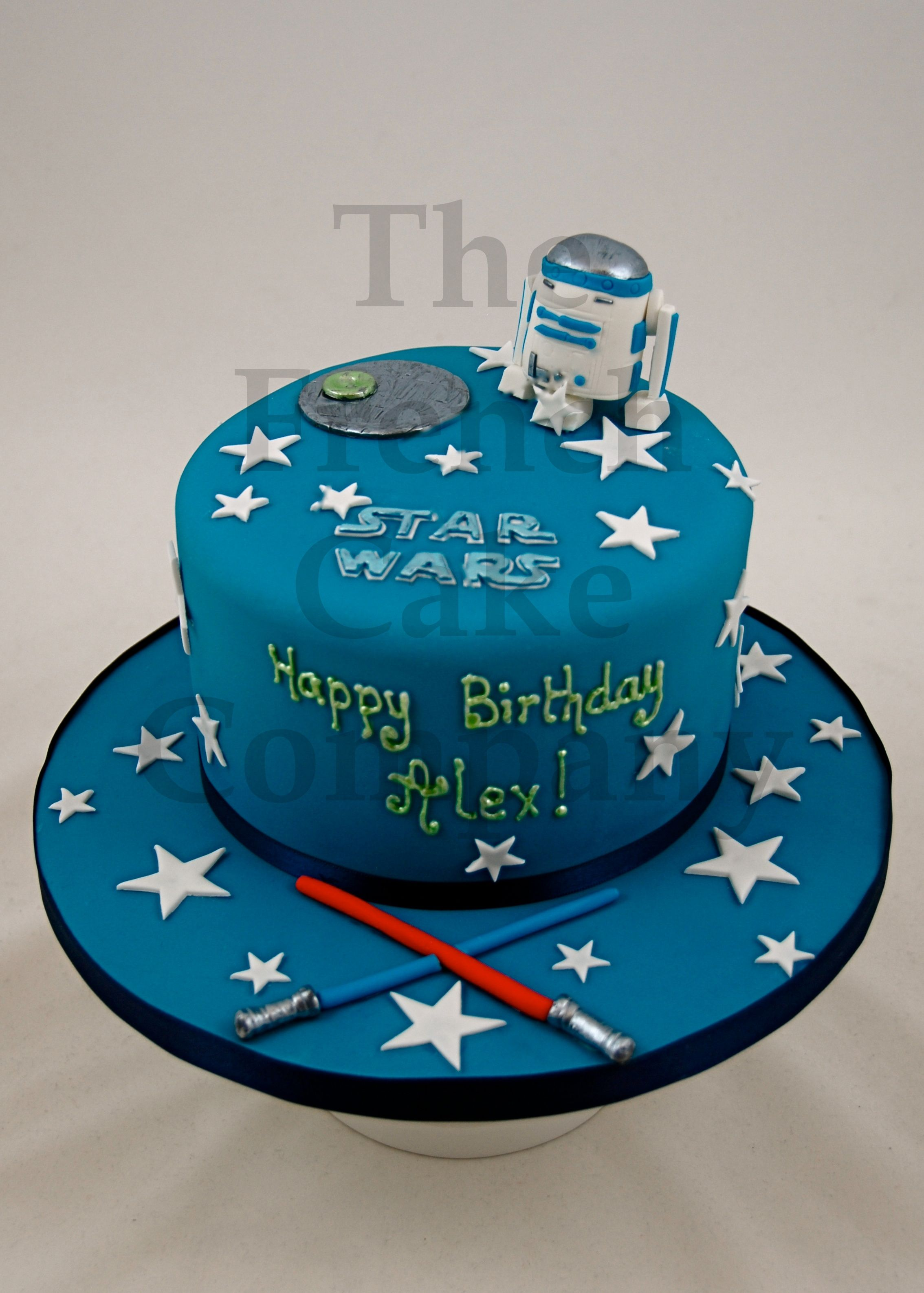 cake for boys star wars gateau d 39 anniversaire pour enfants garcon star wars verjaardagstaart. Black Bedroom Furniture Sets. Home Design Ideas