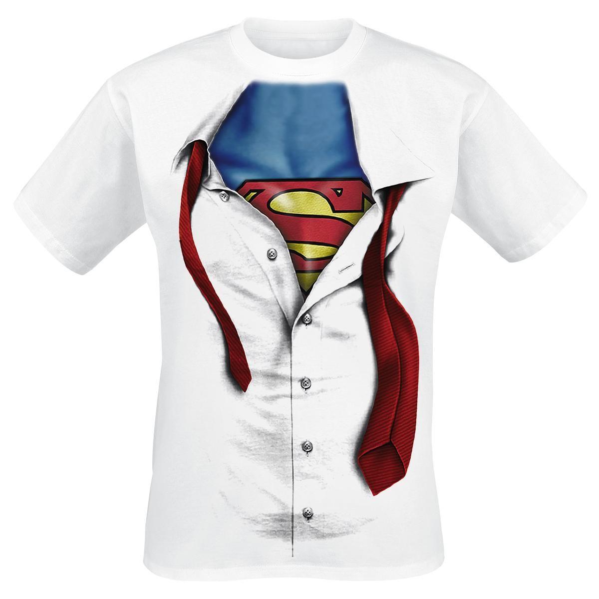 da99ed50d Camiseta - Camiseta por  Superman EMP Online España • Tienda Rock ...