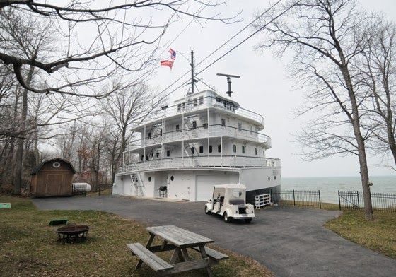 The Benson Ford Ship Cottage On Put In Bay Put In Bay Ohio Put In Bay Ohio Travel