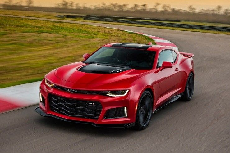 2017 Chevrolet Camaro Zl1 Men S Gear