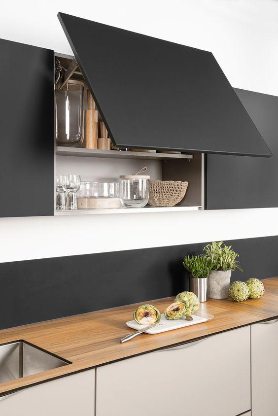 Ideas para decorar cocinas color negro ideas para - Ideas decorar cocina ...