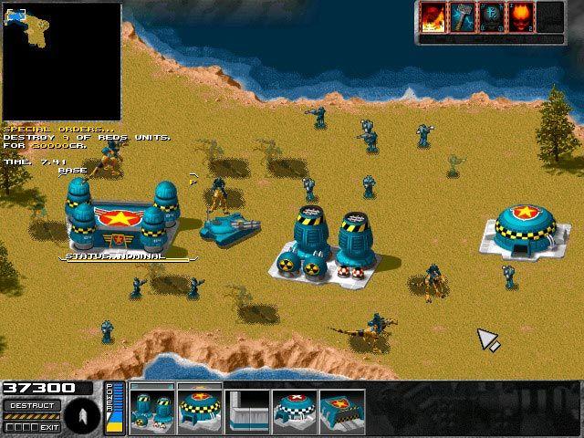 7th Legion The Ultimate Tactical Massacre Abandonware Descargar