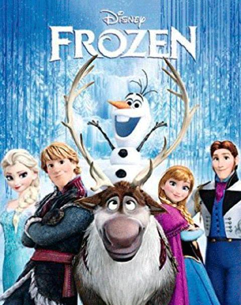 45 Películas Clásicas Y No Tanto Que Debes Ver Con Tus Hijos Frozen Movie Good Animated Movies Frozen Poster