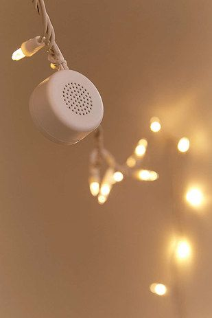 Bluetooth Speaker String Lights 20 Awesome Gifts Any College Student Will Totally Love  Bluetooth