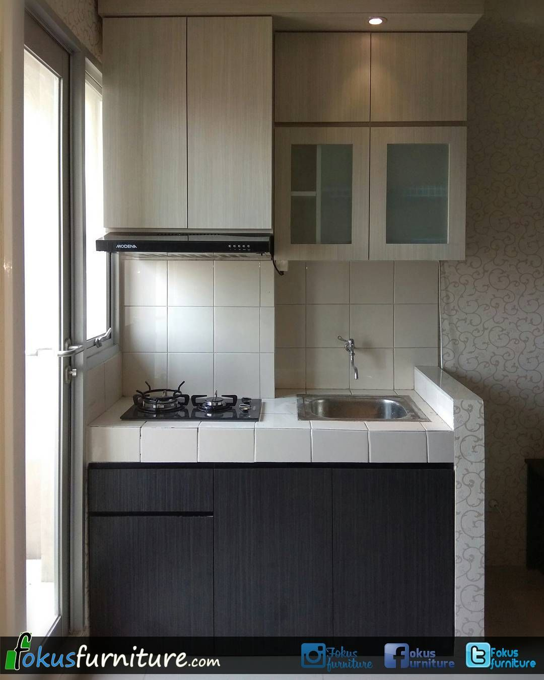 Kitchen Set Di Sukapura Jakarta Utara Dapur